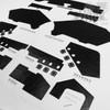 Mopar C Body 70-71 Plymouth Fury & Sport Fury MEGA Splash Shield Set