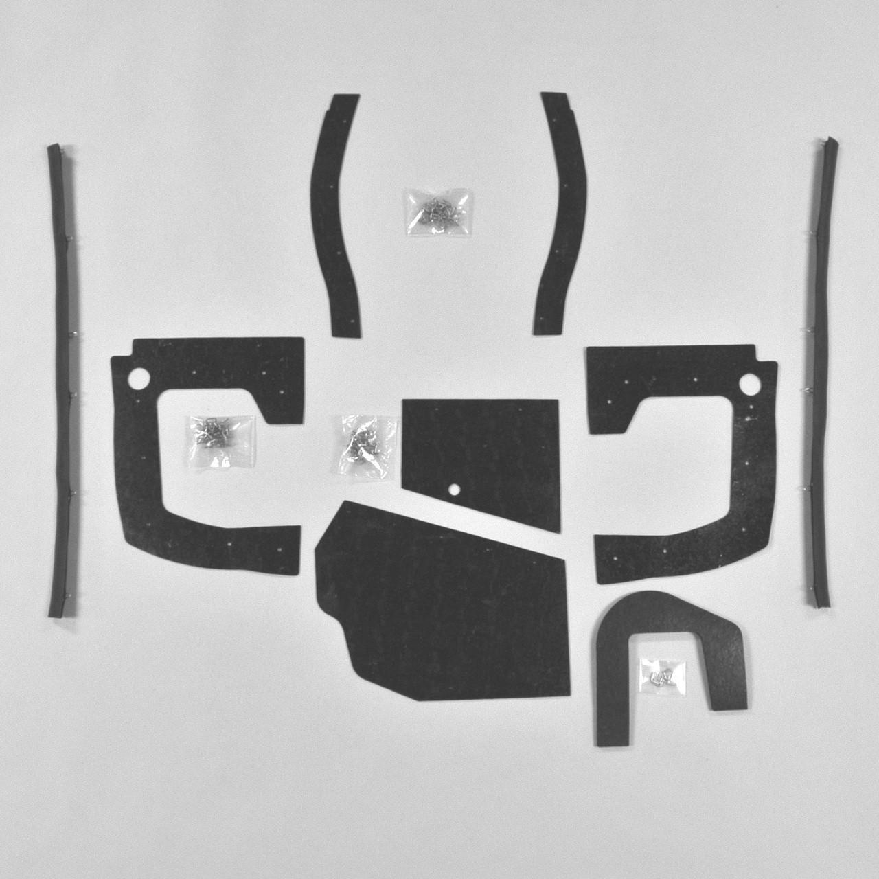 68 69 Roadrunner Satellite GTX Frt Bumper Lower Shield