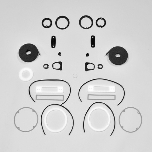 Mopar A Body 64 Dart Paint Exterior Gasket Set