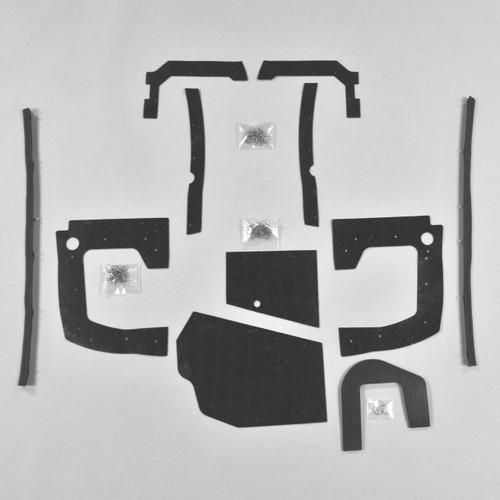 Mopar B Body 68 69 Coronet MEGA Splash Shield Set -Auto