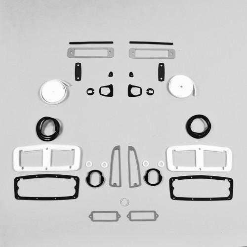 Mopar 64 65 Satellite Belvedere Body Plug Kit NEW