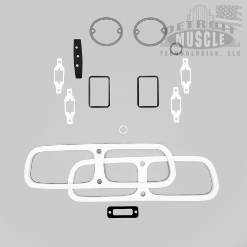 Mopar E Body 1972-1974  72-74 Challenger Paint Exterior Gasket Set BASIC
