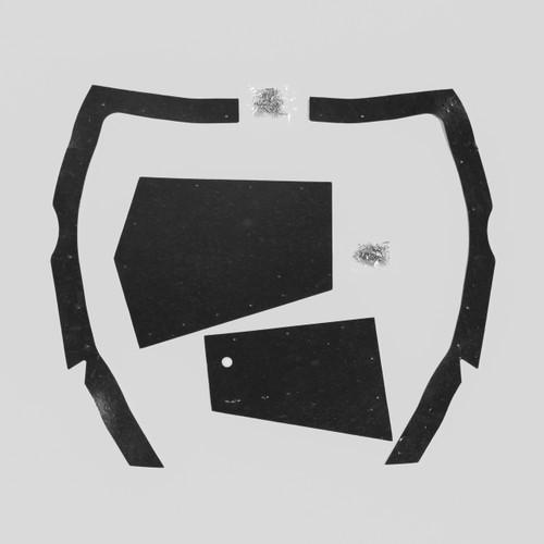 Mopar B Body 71 72 Charger MEGA Splash Shield Set