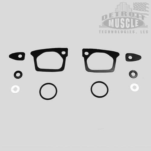 Mopar B Body 66-67 Door Handle Gaskets