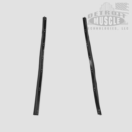 Mopar A Body 63-65 Rear Splash Shield Side Strips
