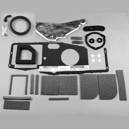 Mopar B Body 71-74 BIG AC Heater Box Rebuild Restoration Seal Gasket Kit