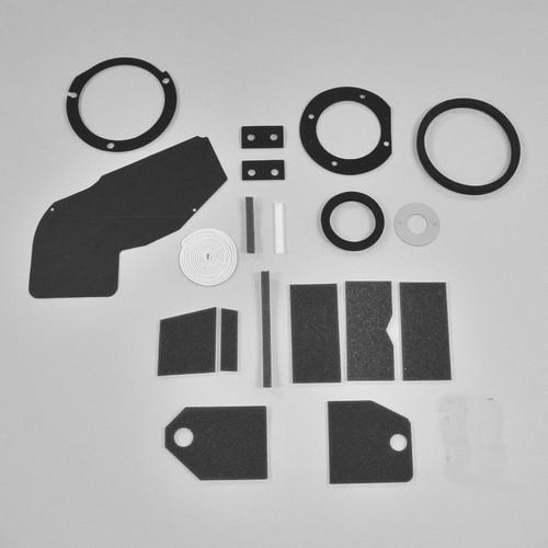 Mopar B Body 62 63 64 65 AC Heater Box Restoration Rebuild Kit Set Seals DMT