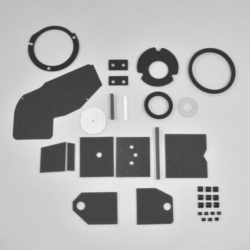 Mopar A Body 73-76 BIG NON AC Heater Box Rebuild Restoration Seal Gasket Kit