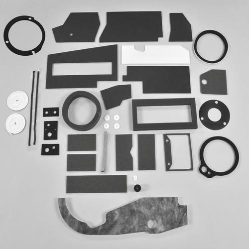 Mopar A Body 67-72 Body BASIC AC Heater Box Rebuild Restoration Seal Gasket Kit