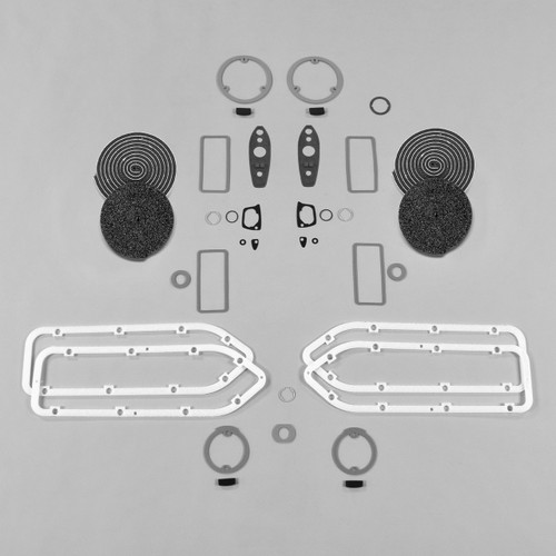 Mopar B Body 70 Satellite Paint Exterior Gasket Set