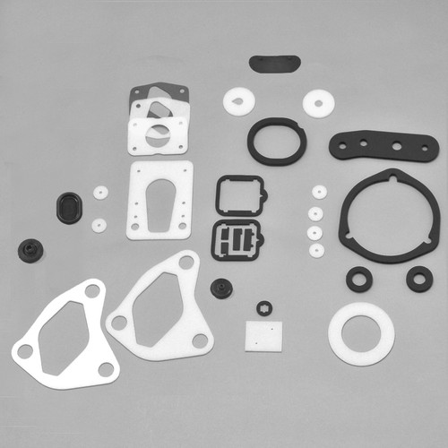 Mopar E Body 70-74 Mega AC Firewall Gasket Set - MANUAL