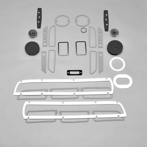 Mopar E Body 71 Challenger Paint Exterior Gasket Set