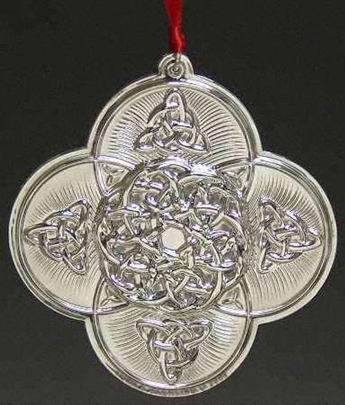 Towle Annual Celtic Cross Ornament 2006