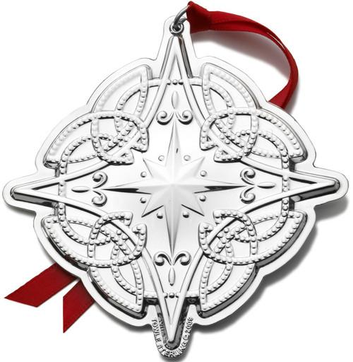 Towle Annual Celtic Cross Ornament 2009