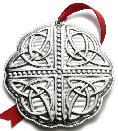 Towle Annual Celtic Cross Ornament 2012