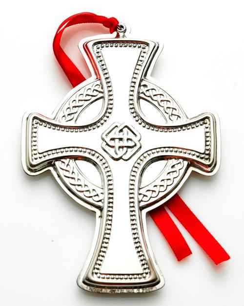 Towle Annual Cross Ornament 2007