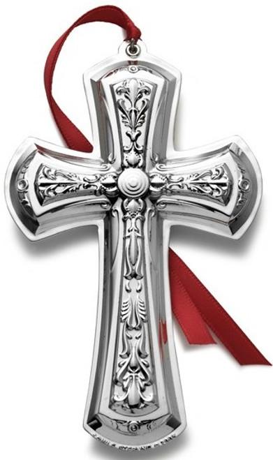 Towle Annual Cross Ornament 2008