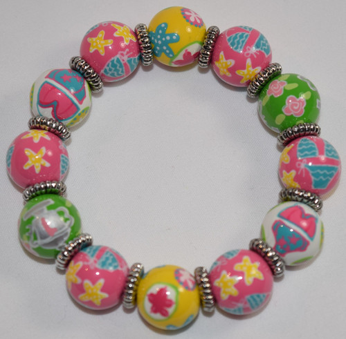 Angela Moore Beach Baby Classic Beaded Bracelet