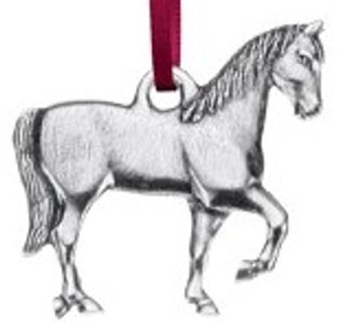 Danforth Horse Ornament