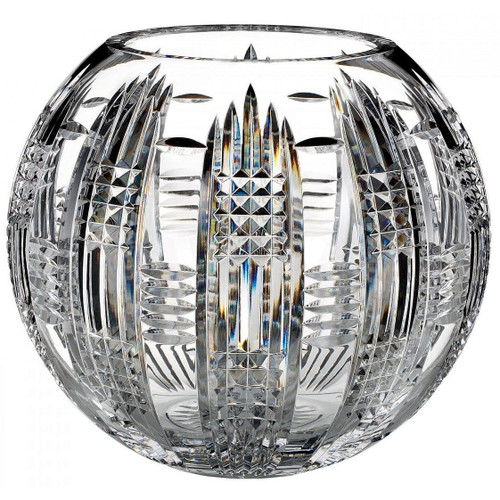 Waterford Crystal House of Waterford Tom Cooke Dungarvan Rose Bowl Limited to 250