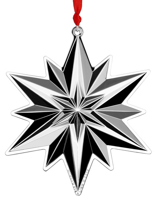 Gorham Annual Sterling Snowflake Ornament 2019 - 50th Anniversary