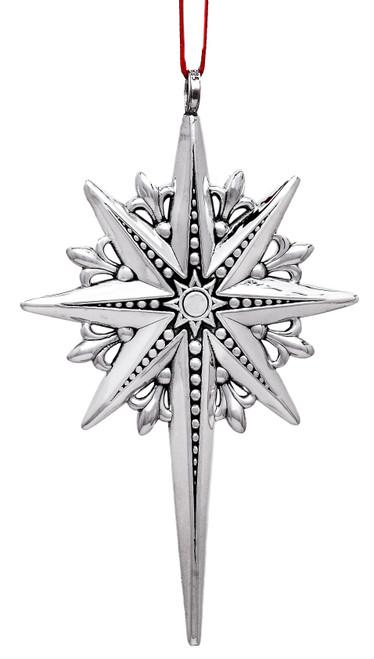 Barrett + Cornwall Annual Star of Wonder Ornament 2019