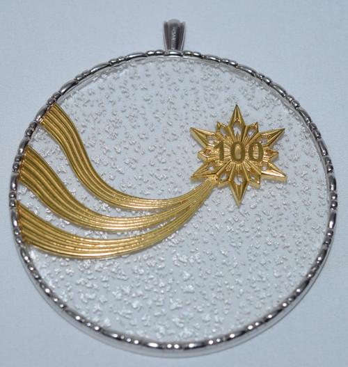 Buccellati Annual Ornament 2019 - 100th Anniversary
