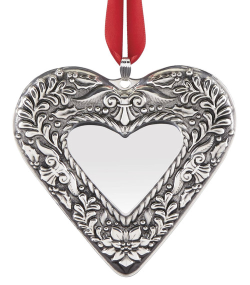 Reed & Barton Annual Heart Ornament 2019
