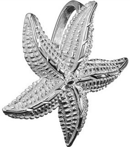 Oceano Jewelry Starfish Slide Pendant