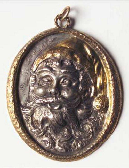 Buccellati Annual Ornament 1988 - Santa