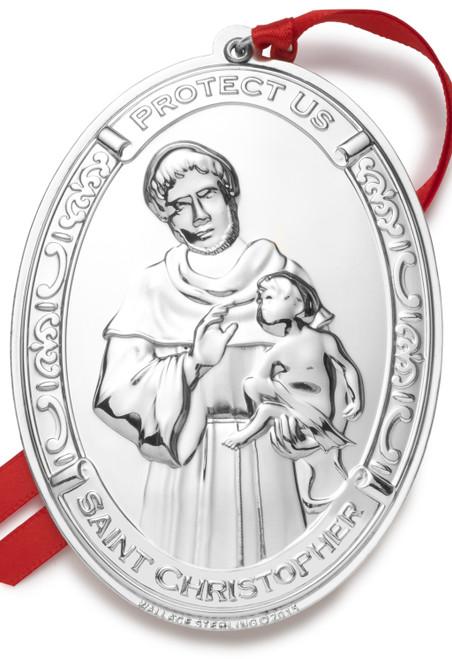Wallace Annual Saints Ornament 2015