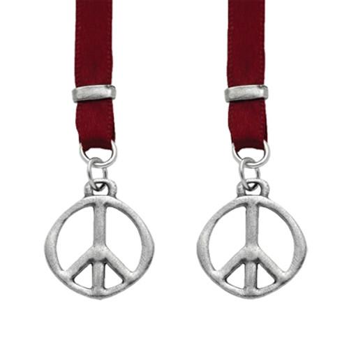 Danforth Peace Symbol Bookmark