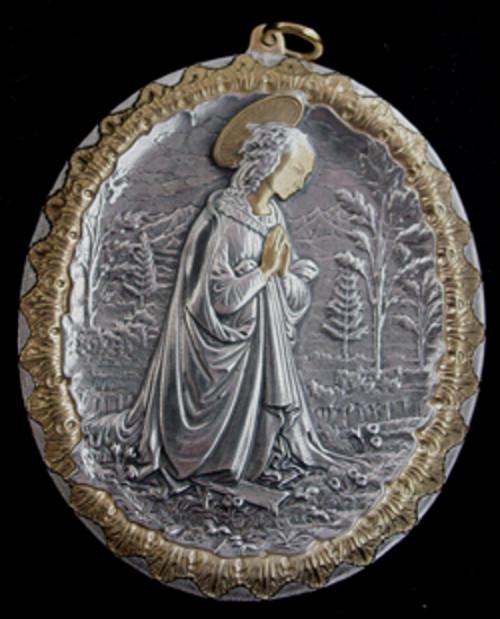 Buccellati Annual Ornament 2010 - Madonna