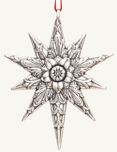 Barrett+Cornwall Annual Star of Grace Ornament 2020