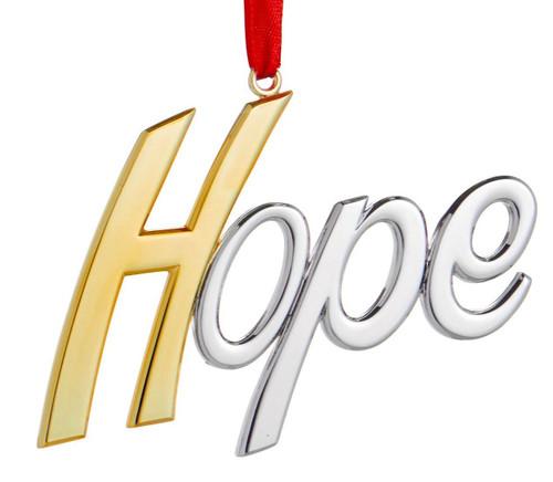 Nambe Hope Ornament
