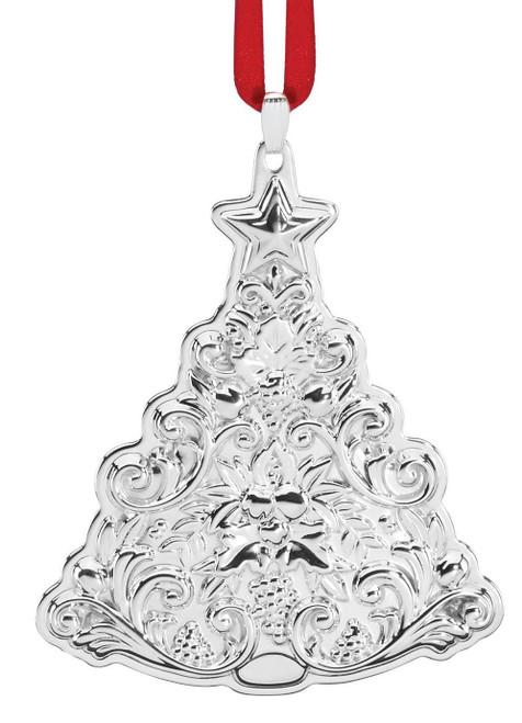 Reed & Barton Annual Francis I Ornament - Christmas Tree