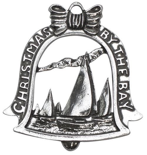 Salisbury Christmas by the Bay Ornament - Boat Race