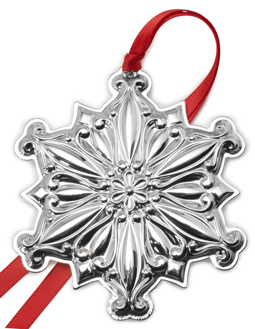 Towle Annual Old Master Snowflake Ornament 2020