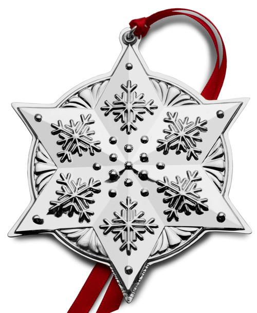 Towle Annual Star Ornament 2020