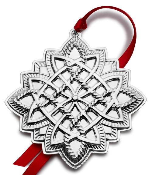 Towle Annual Celtic Cross Ornament 2020