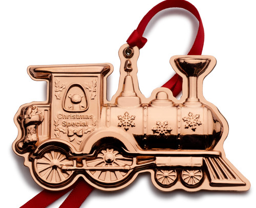 Wallace Annual Vintage Toys Ornament 2020 - Train