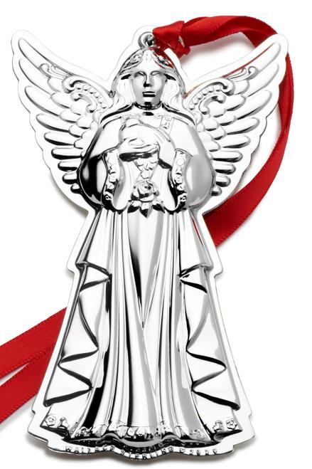 Wallace Annual Grande Baroque Angel Ornament 2020