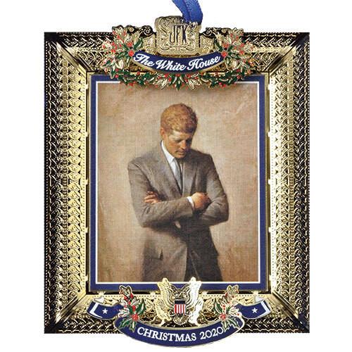 Beacon Annual White House Ornament 2020 - John F. Kennedy Jr.
