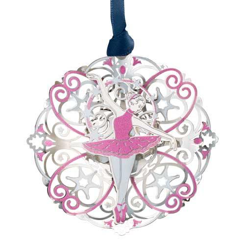 Beacon Ballerina Ornament