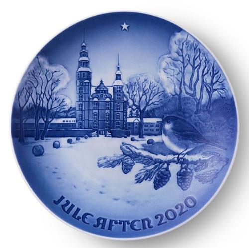 Bing & Grondahl Annual Christmas Plate 2020
