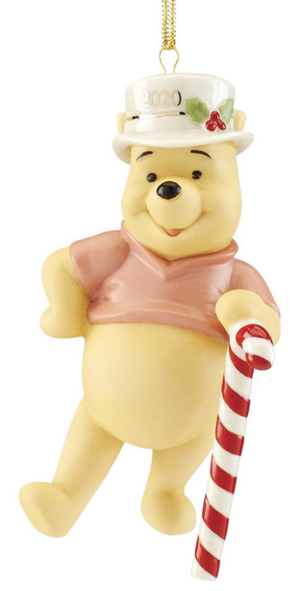 Lenox Disney Christmas Cheer Winnie the Pooh Ornament 2020