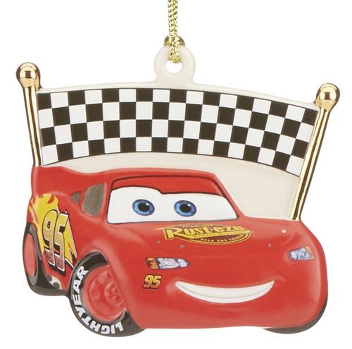 Lenox Disney Cars Lightning McQueen Ornament
