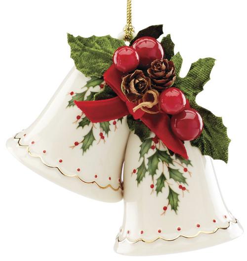 Lenox Holiday Bells Ornament