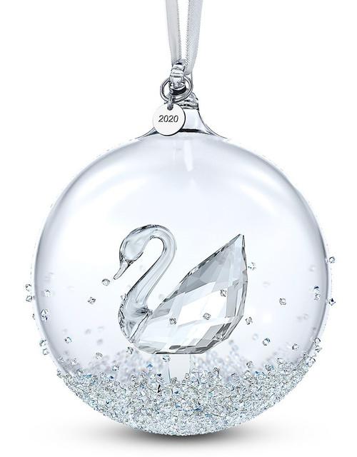 Swarovski Annual Large Ball Ornament 2020