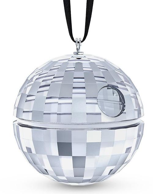 Swarovski Star Wars Death Star Ornament